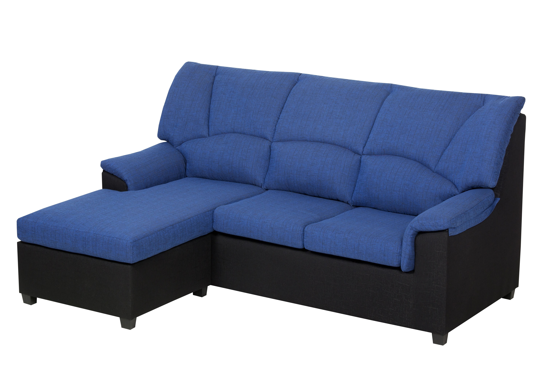 Sof chaise longue bora bazar del colch n castell n for Chaise longue azul turquesa
